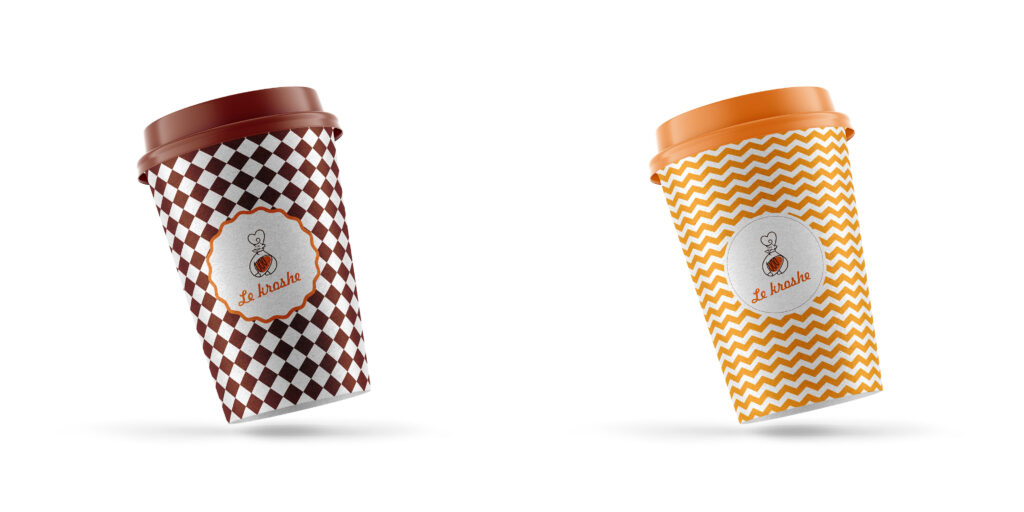 Design!ca Projects - LeKroshe pastry-shop