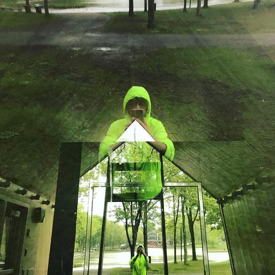 Neon me by Umed Sadykov