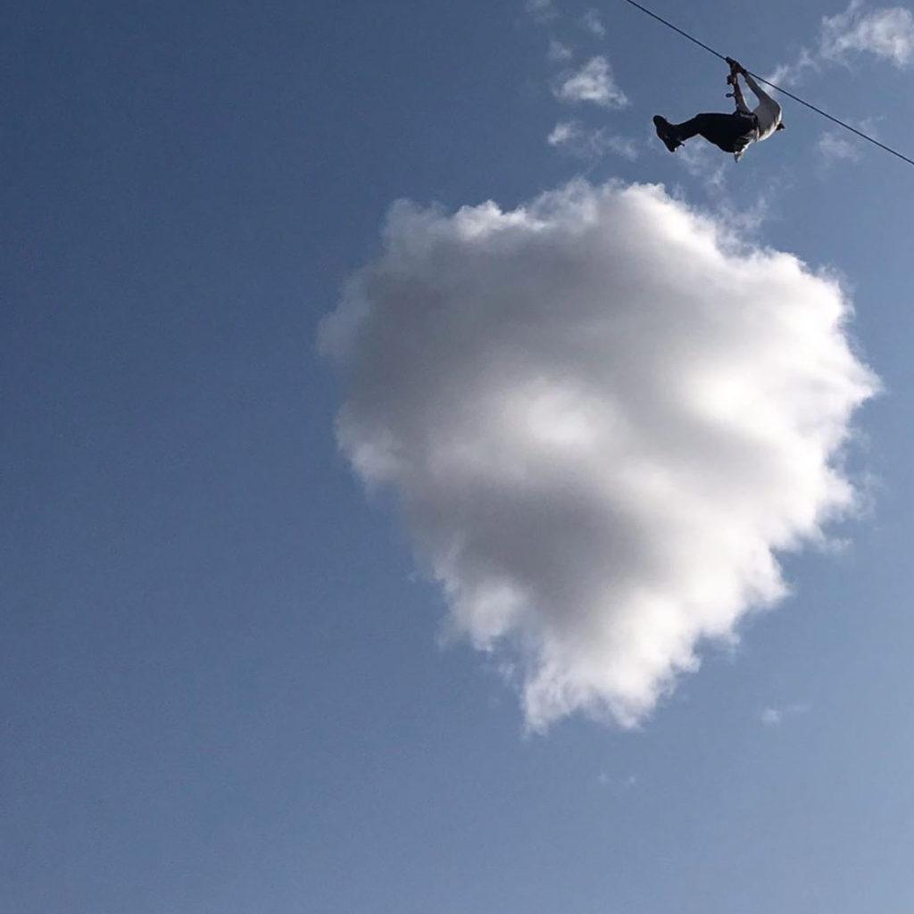 Soft landing by Umed Sadykov
