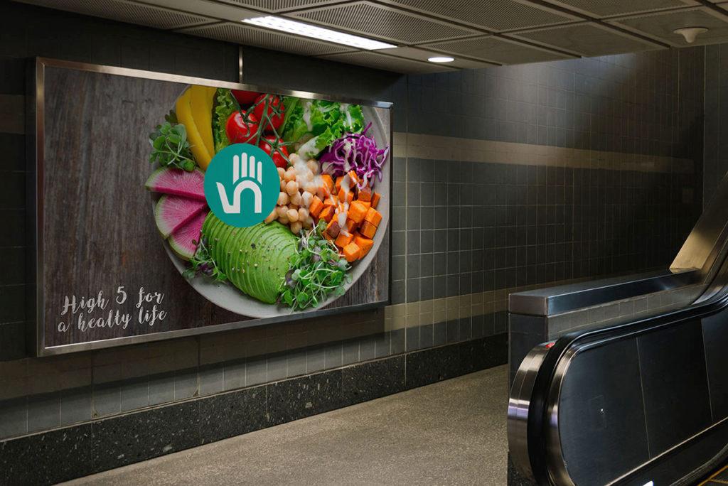 Design!ca Projects - Besh vegetarian restaurant in Berlin